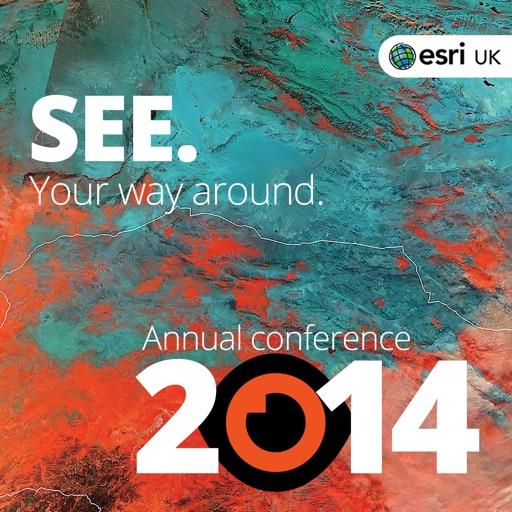 Esri UK Conference 2014 icon