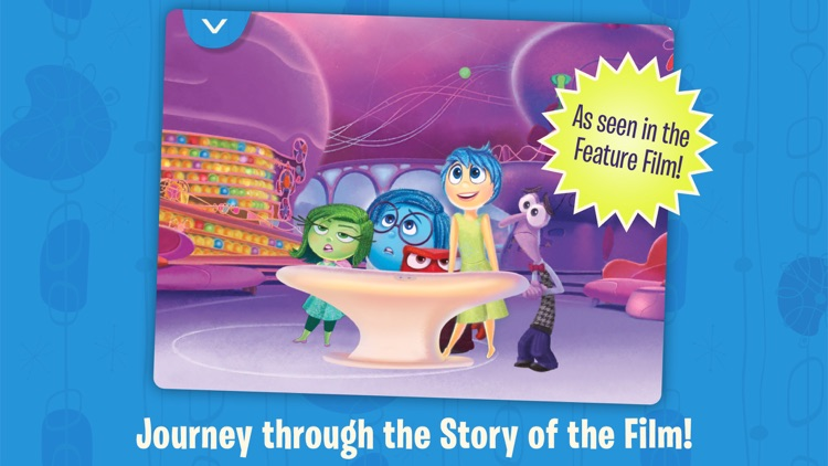 Inside Out: Storybook Deluxe screenshot-0