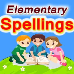 Elementary Spellings - Learn to spell common sight words