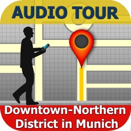 Downtown-Northern District in Munich