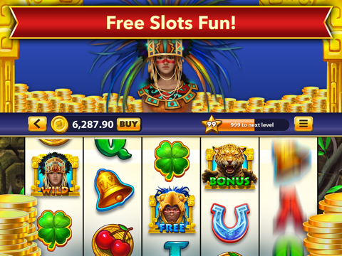 Fortune Slots - Free Vegas Spin & Win Casino!-ipad-0