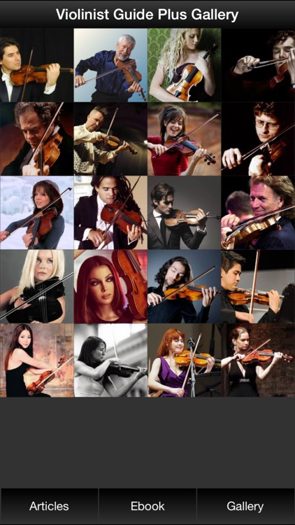 Violinist Guide Plus - Learn How to Master Violin From Greatest Violin Teachers !