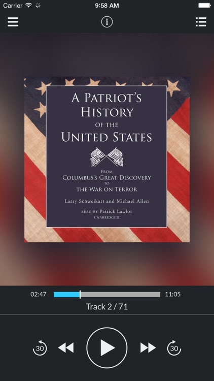 A Patriot's History of the United States: From Col