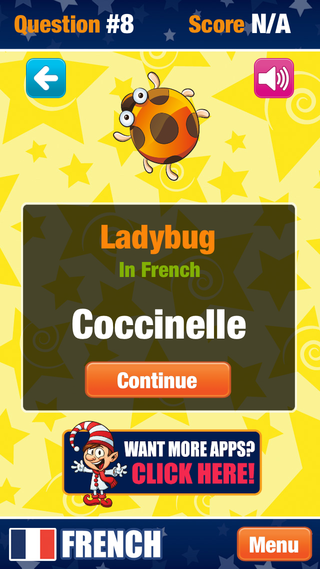 Easy French. screenshot four