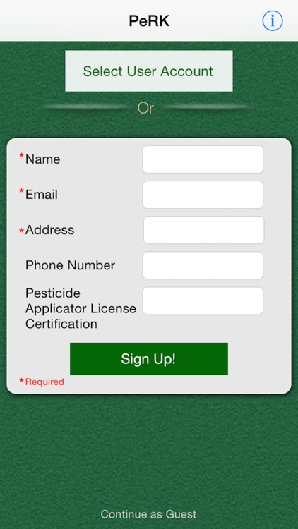 Pesticide Recordkeeping