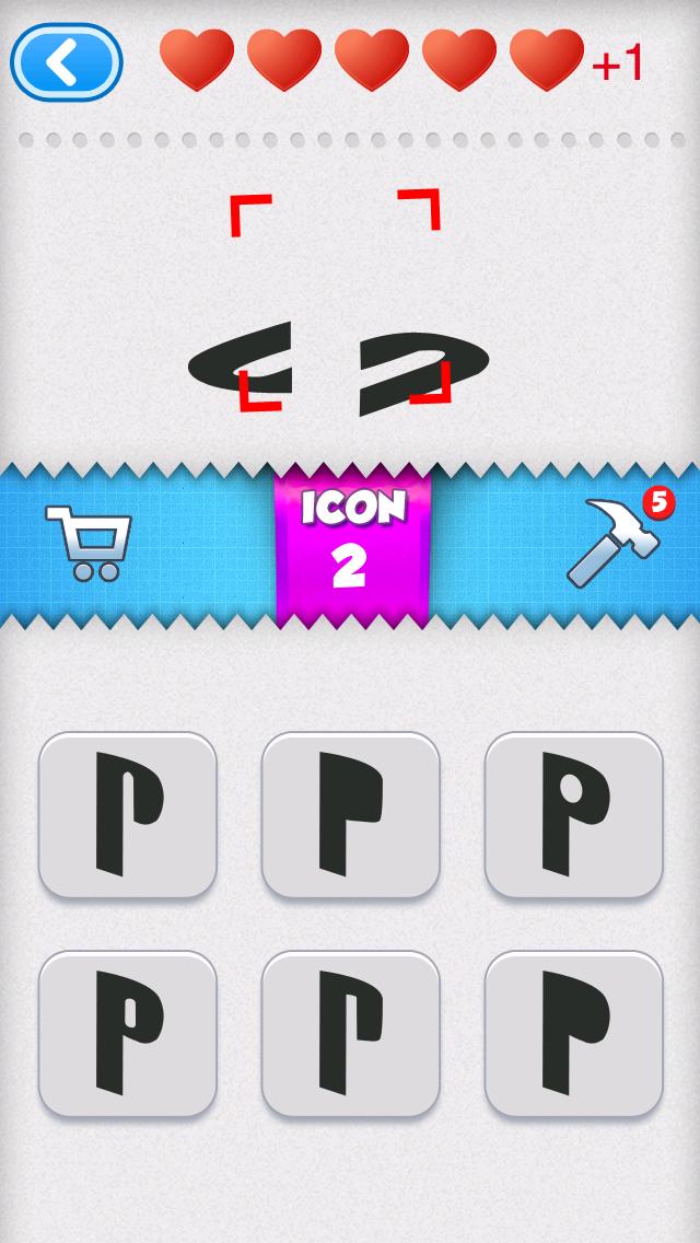 Logo Quiz - Findet den fehlenden TeilScreenshot von 2