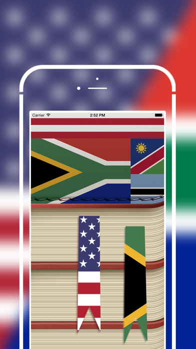 Offline Afrikaans to English Language Dictionary screenshot one