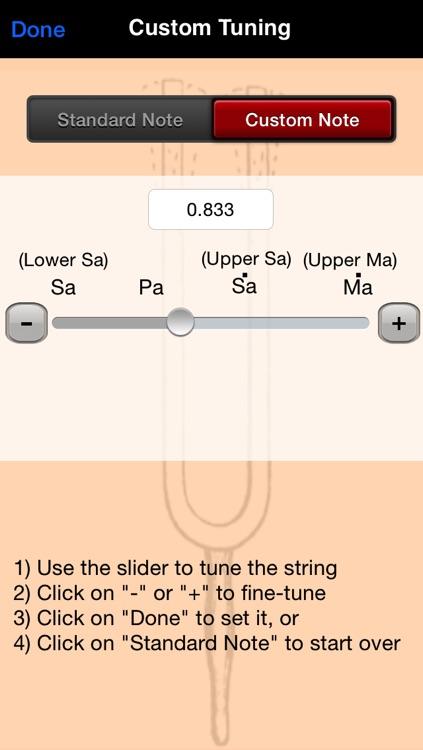iTanpura Lite - Tanpura Player screenshot-3