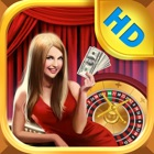 拉斯维加斯赌场轮盘星 - 打大财富与使它的顶部! (免费的3D游戏) icon