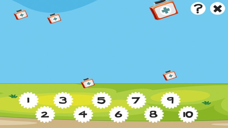 A Hospital Counting Game for Children: Learning to count with Doctor & Patient screenshot-3