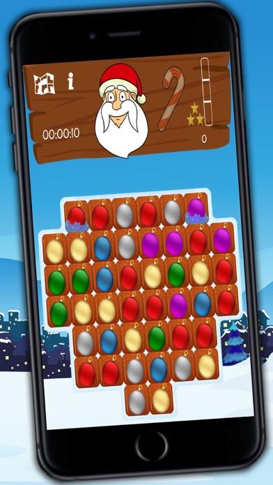 Christmas seasons & Santa crush - funny bubble game with xmas balls - Premium Screenshot 4