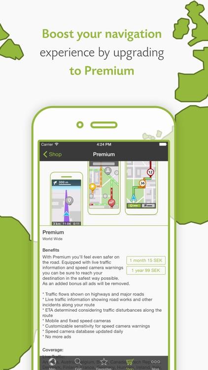 Wisepilot - Maps, Navigation, traffic, speed cams screenshot-3