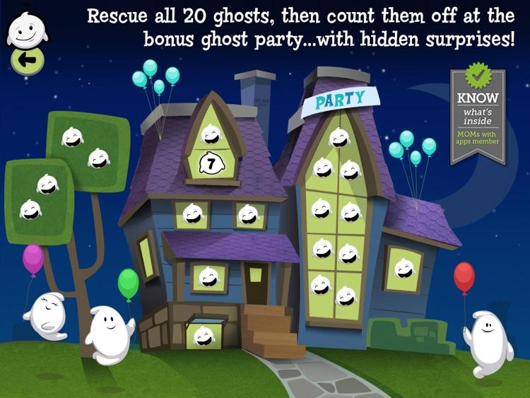 Giggle Ghosts: Counting Fun! screenshot-4