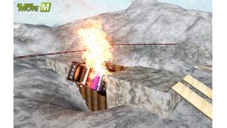4x4 Offroad Trial Winter Racing screenshot four