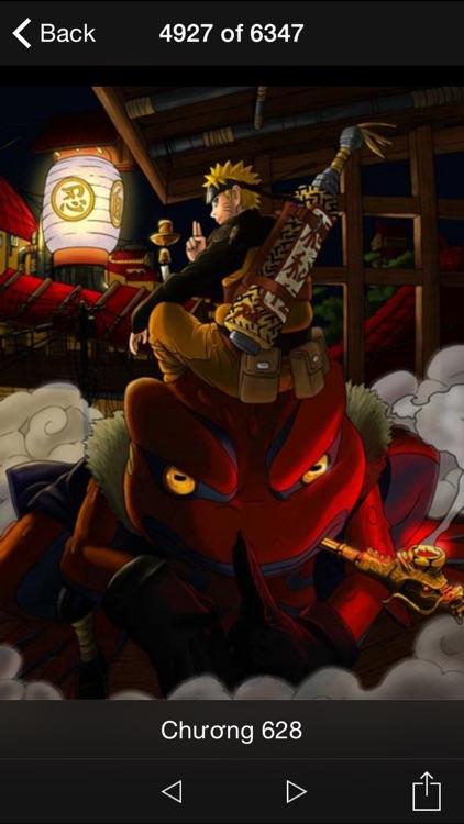 Naruto 2 - Đọc Truyện Tranh Offline screenshot-3