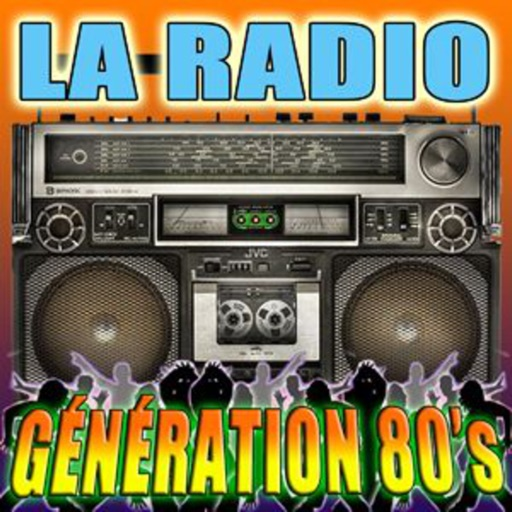 RADIO GÉNÉRATION 80's