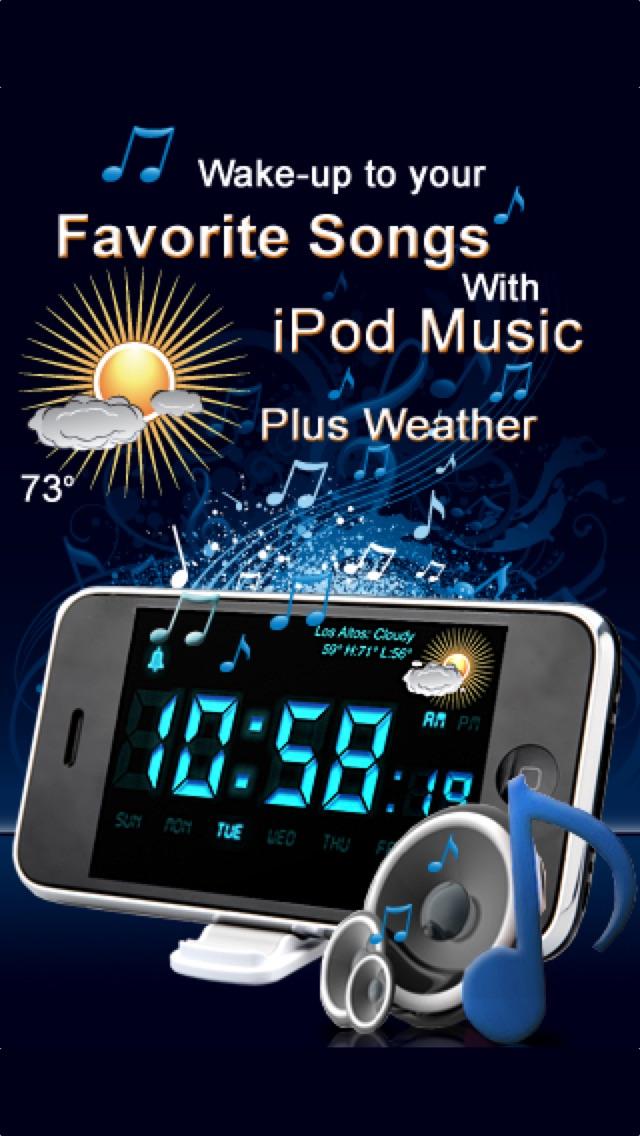 Best Alarm Clock Screenshot 1