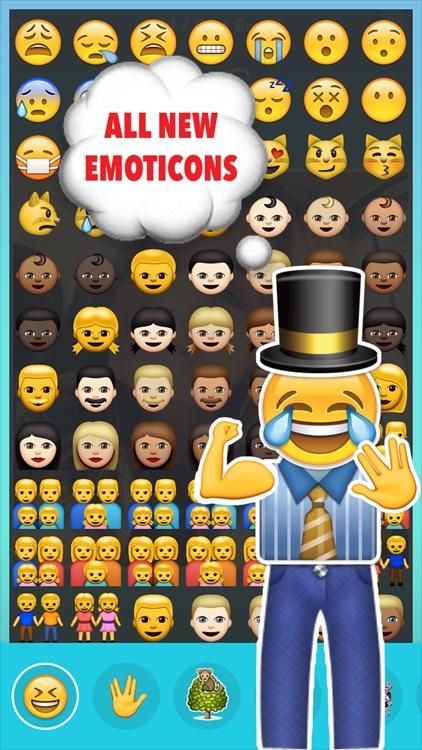 Emoji Selfie - 1000+ Emoticons & Face Makeup + Collage Maker