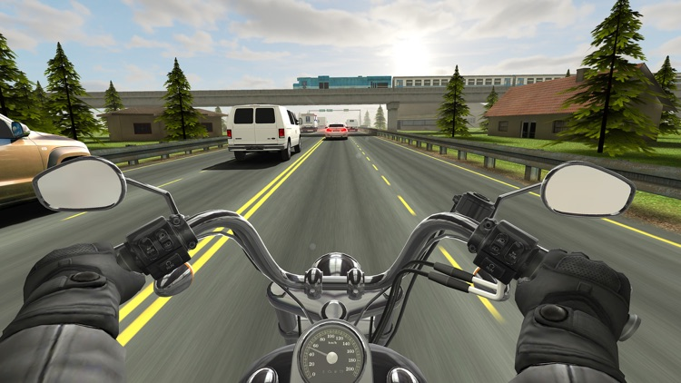Traffic Rider screenshot-0