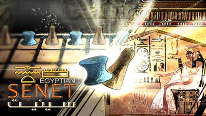 Egyptian Senet (Ancient Egypt Game Of The Pharaoh Tutankhamun-King Tut-Sa Ra) Screenshot 1