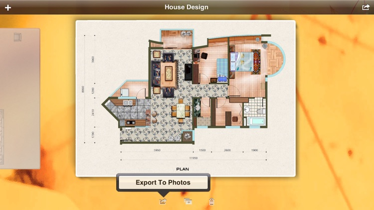 Interior Planner - Home Design & Floor Plans & Illustration Architecture screenshot-3