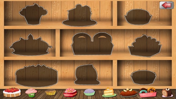 A Food Puzzle For Preschoolers screenshot-3