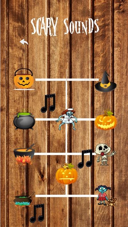 Halloween Sounds Mania  Pro - Scary, Creepy, Spooky !!! screenshot-3