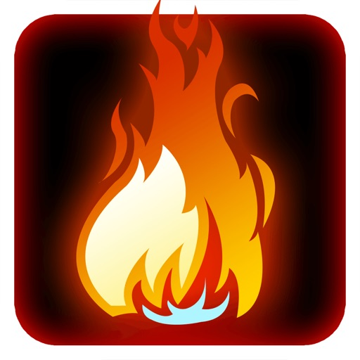 iBurn 3 - Draw with Fire ! icon