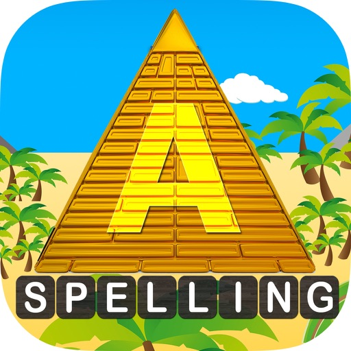 iLearn Junior Spelling - Epic Pyramid Journey icon