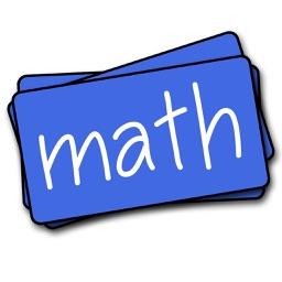 Math Fact Flashcards