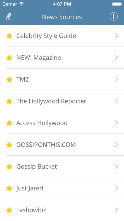 Celebrity News - Gossips, Fashion, Hollywood, TV Rumors screenshot-4
