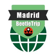 马德里旅游指南地铁西班牙甲虫离线地图 Madrid travel guide and offline city map, BeetleTrip metro train trip advisor
