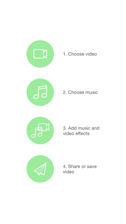Music 2 Video Free - Easy add music to videos