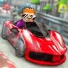 グランド オート レーシングゲーム ザ ベスト スポーツカー 運転 アスファルト レース 子供のための フリー (Real Sport Car Racing)