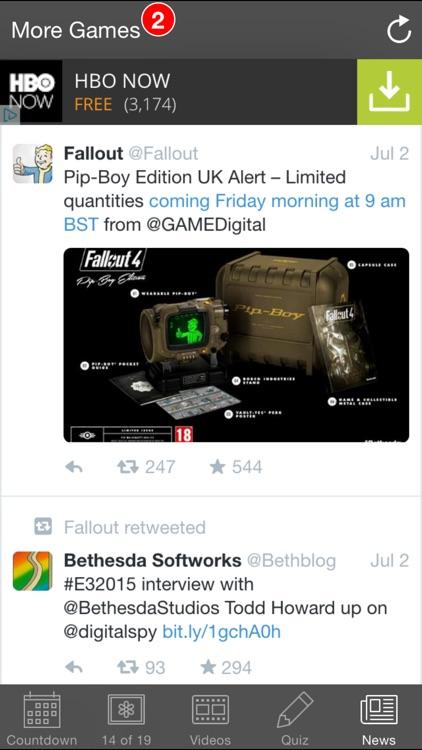 Countdown - Fallout 4 Edition screenshot-4