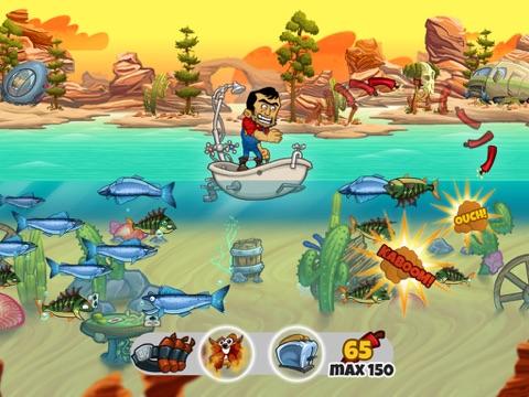 Screenshot #4 pour Dynamite Fishing World Games
