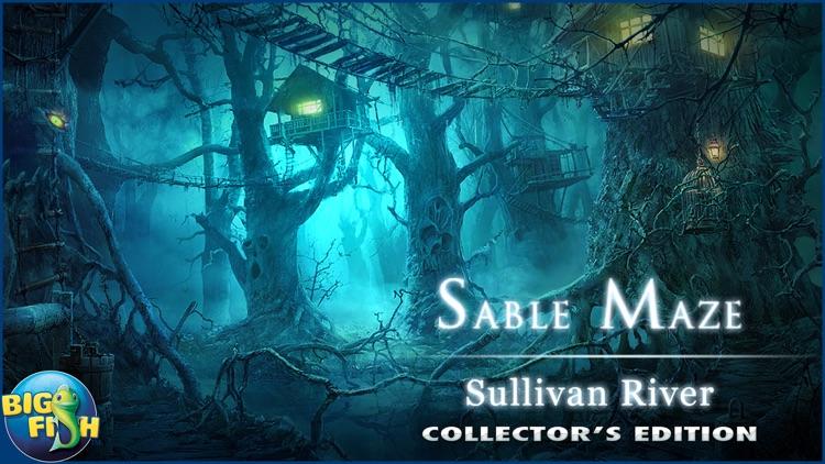 Sable Maze: Sullivan River - A Mystery Hidden Object Adventure screenshot-4