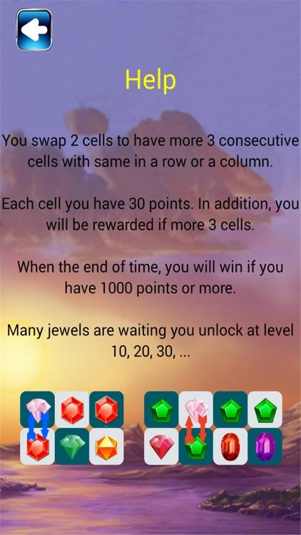 Jewel Blast FREE screenshot-3