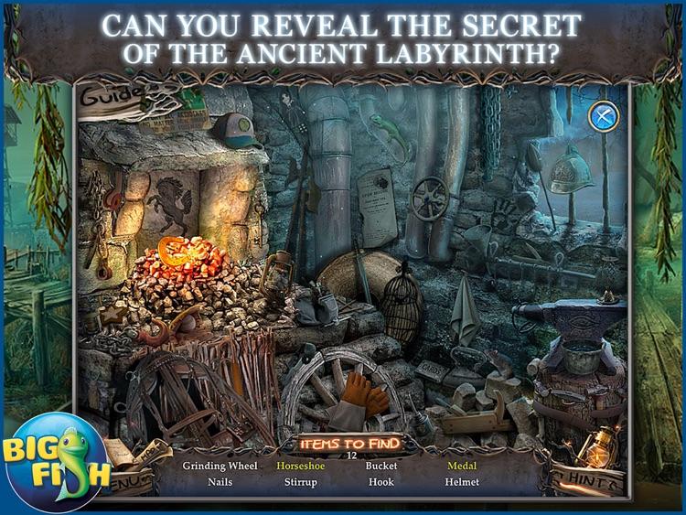 Sable Maze: Sullivan River HD - A Mystery Hidden Object Adventure