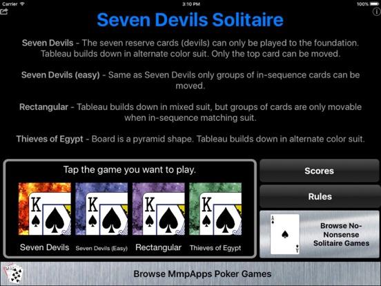 Seven Devils Solitaire-ipad-0