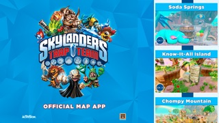 Official Strategy App For Skylanders Trap Team review screenshots