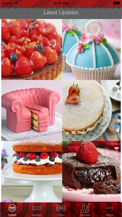 Cake Art Theme HD Wallpaper and Best Inspirational Quotes