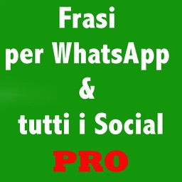 Frasi per WhatsApp PRO