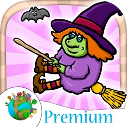Halloween -  fun zombie minigames for kids - Premium
