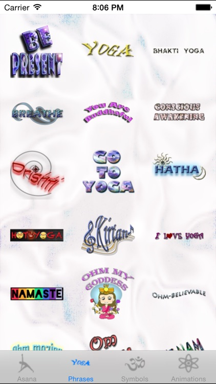 Yoga Moji screenshot-1