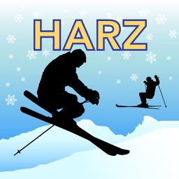 Harz Ski & Cross-Country Map