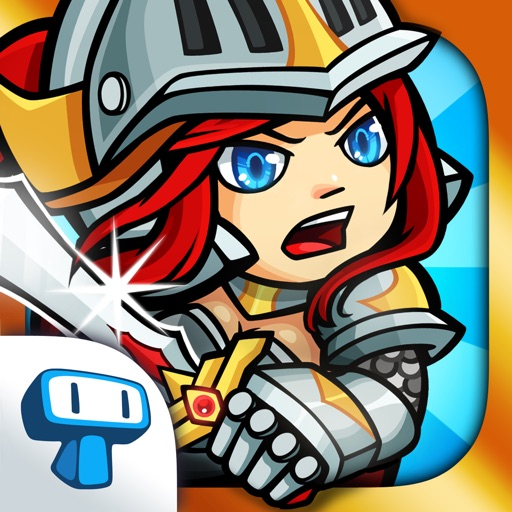 Puzzle Lords - Match-3 Battle RPG Game