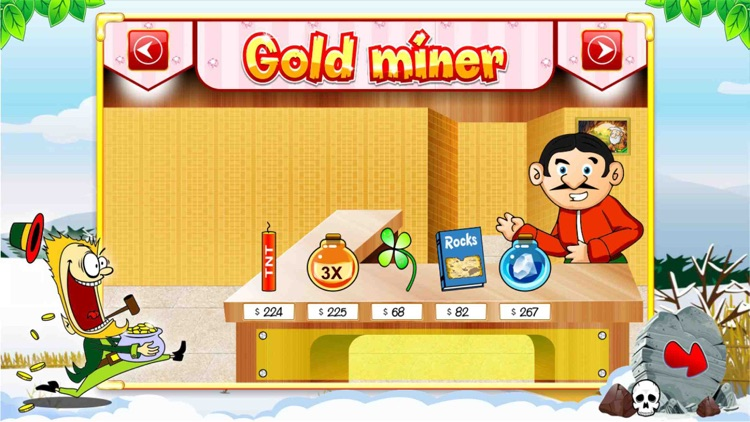 Gold Miner Deluxe Edition Pro screenshot-4