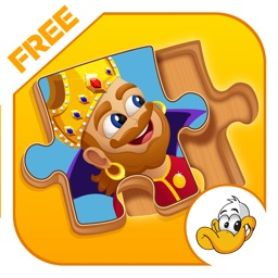 Jigsaw Bundle for Kids Free : Fun learning Puzzle game for Toddlers