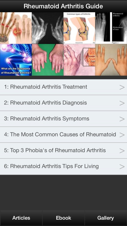 Rheumatoid Arthritis Guide - How To Relief Rheumatoid Arthritis Naturally